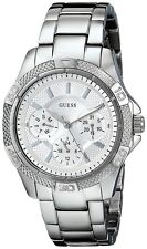 NEW GUESS Women Multi-Function Stainless Steel Watch Watch U0235L1
