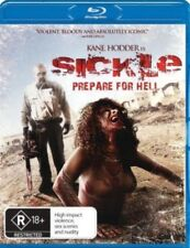 Sickle (Blu-ray, 2013) - Region B