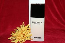 CHANEL SUBLIMAGE LE FLUIDE FLUID ULTIMATE SKIN REGENERATION FULL SIZE 1.7 OZ