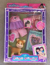 The Play Along Club Doll Dance Party Set 2007 Boxed