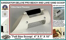 METAL DETECTOR TREASURE HUNTING BEACH SAND SCOOP