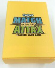 Topps Match Attax Vinyl Semi Rigid 70-card Squad box x 2- AFL Standard Card
