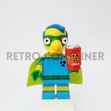 LEGO Minifigures - 1x sim032 - Milhouse - Collectibles Omino Simpsons S. 2