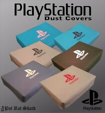 Playstation 1 duck cloth canvas dust cover