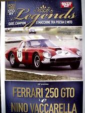Poster Story LEGENDS - Ferrari 250 GT0 & Nino Vaccarella  [AS3] -128