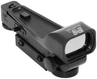 """NcSTAR Reflex Red Dot Sight with Integrated 3/8"""" Dovetail Base -DP3/8 FREE SHIP"""