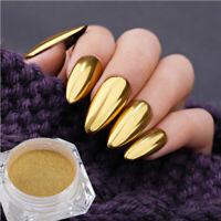 BORN PRETTY Mirror Powder Dust Glitter  Nail Art Chrome Pigment Tips