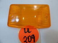 Vespa Piaggio Blinkerglas Kunststoff Transparente PK50XL-XL2 234769  unbenutzt