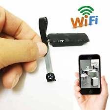 Inalámbrico Espía Niñera Cámara Mini Wi-Fi IP estenopeico DIY Digital de vídeo