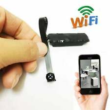 sans-fil ESPION NOUNOU caméra mini Wi-Fi IP Sténopé DIY Numérique Vidéo Micro