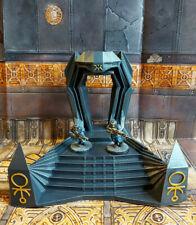 Warhammer 40k  scenery, terrain. Necron Portal. Sci-fi.  Exclusive design.