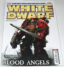 White Dwarf Magazine No 374 February 2011 Blood Angels vs Dark Eldar Report