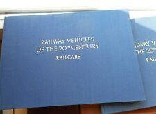 Railway vehicles of the 20th century railcars M.A.N. Nürnberg 1953 F. Bruckmann