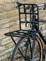 Basil Pannier Front Cycle Rack Basil Carrier Black Porter Style UK located