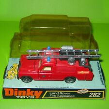 Dinky / 282 Land Rover Fire Appliance / Boxed