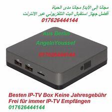 Arabisch IP-TV Box Ohne Abo Frei Für Immer+Sport Mit Garantie,