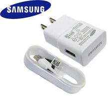 "NeW OEM Samsung Galaxy Tab A 10.1 4 7.0 8.0 S2 9.7"" Travel Wall Adapter Charger"