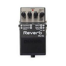 Brand New Boss RV-6 Reverb Pedal