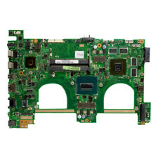 For Asus N550J G550J N550JV G550JK Laptop Motherboard w/ i7-4700HQ Mainboard