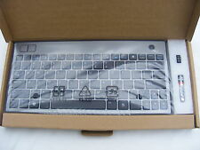 Dell Wireless US Laptop Keyboard with trackball mouse HN4NF + wireles receiver