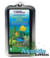 Ocean Nutrition Seaweed Select Green Marine Algae 30g 10 ct Natural Garlic Extra