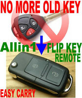 EURO STYLE FLIP KEY REMOTE FOR TOYOTA HYQ12BBY CHIP-G KEYLESS ENTRY CLICKER FOB
