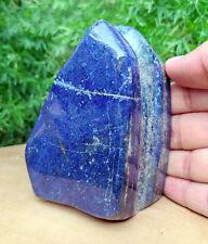 Natural Lapis Lazuli RoyalBlue Tumble/Freeform Polished Self Standing 720g