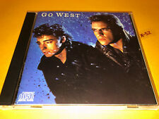 GO WEST first CD hits WE CLOSE OUR EYES dont look down CALL ME goodbye girl