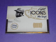 2011 Prime Cuts WILLIE Pops STARGELL #13 Game Used Bat/99 Pittsburgh PIRATES
