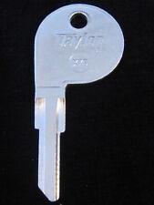 SP7 Key Blank ALFA ROMEO ALFETTA Door 1976-80 (1 of 3), MASERATI 1983-1990 Trunk