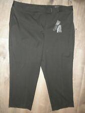 NWT Ladies Black Dress pants w/ stretch, LENA, Lane Bryant, Plus 24