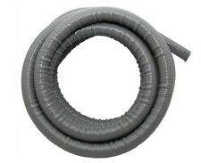 "25' Outdoor-Weather Liquid-Resistant Flex 3/4"" Gray Conduit .75"" Electrical Wire"