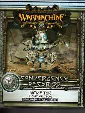 Warmachine.Convergence of Cyriss.Mitigator. CLEARANCE SALE. 25% off rrp
