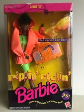 Barbie rappin' rockin' Christie 1991