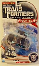 Transformers Dark of the Moon Deluxe Class Mechtech Jolt New MOSC65