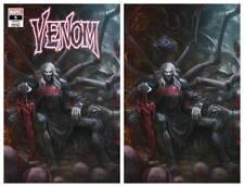 VENOM #5 SKAN VARIANT '1ST COVER APP OF KNULL' TRADE/VIRGIN SET LTD TO 1000 SETS