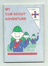 SCOUT IRELAND C.B.S.I. CATHOLIC CUB ADVENTURE BOOK PROGRESS SCHEME BOOKLET UK !!