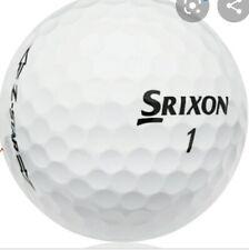 Srixon Z Star Golf balls - white  - 12ct Mint to near Mint