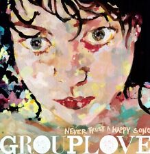 Grouplove - Never Trust a Happy Song [New Vinyl] Digital Download
