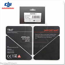 Genuine Camera Drone DJI Inspire 1 Part 50 TB47 Battery Insulation Sticker- US