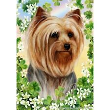 Clover House Flag - Yorkshire Terrier Yorkie 31010