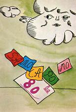 LORIENT Salon Morbihannais Carte Postale Moderne 1980 au Foyer soleil