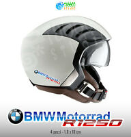 4 Adesivi casco BMW 1250 GS Motorrad logo stickers vinile moto pegatinas