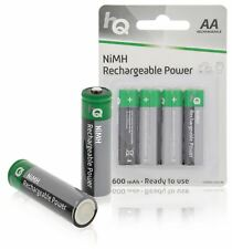 HQ Rechargeable NiMH AA battery 2600mAh 4-blister