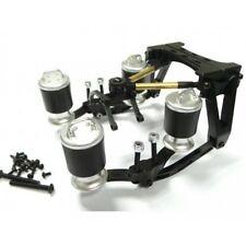 1/14 RC car double axial Rear Block for tamiya truck Man actros V3 suspension
