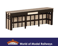 Bachmann Scenecraft 44-0014 Post War Platform Shelter OO Gauge Building