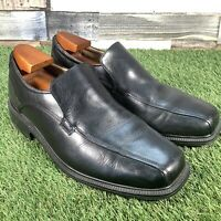 UK9.5 M&S Airflex Comfort Loafers - Formal Slip On Dress Shoe - Work Wedding