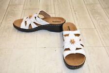 Clarks Lexi Myrtle Sandal - Women's Size 9.5N - White