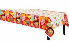Ni Hao, Kai-Lan Cartoon Nick Jr TV Kids Birthday Party Decoration Tablecover
