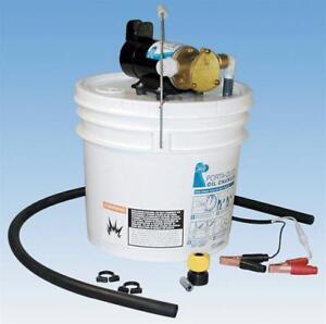 Jabsco 17800-2000 Porta-Quick Oil Changer 14931